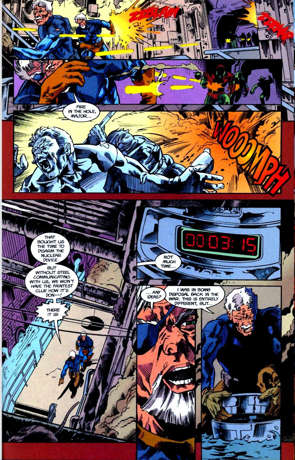 Deathstroke (1991) Issue #50 #55 - English 28