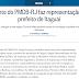 PMDB-RJ faz denúncia no Ministério Público, TCE, PM e outros órgãos, sobre corrupção no Governo Luciano Mota em Itaguaí