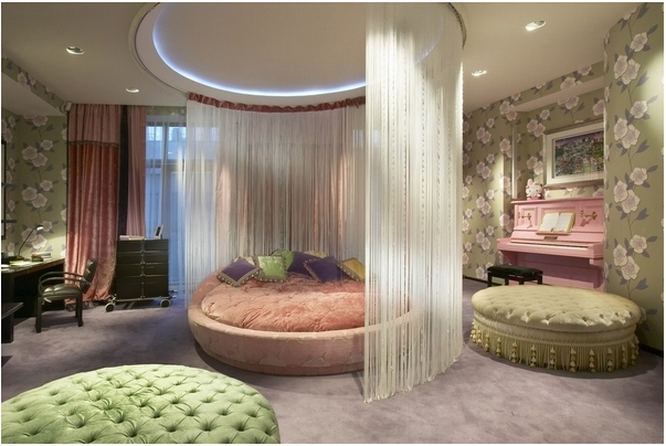 suscapea: 15 modern girl room spaces