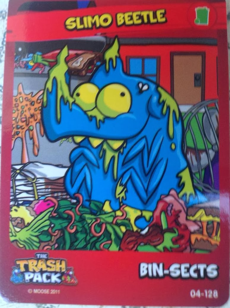 Trash Pack  2 Verde