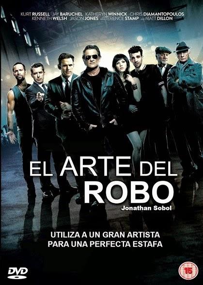 El Arte Del Robo BRRip 720p Latino (2013)