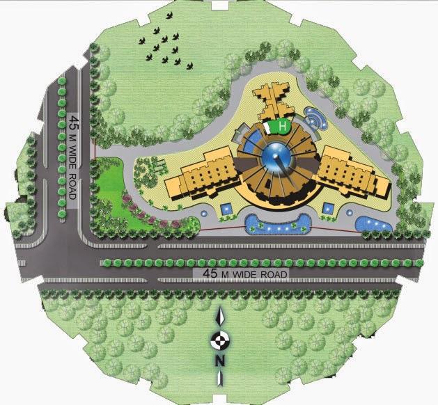 North Eye :: Site Plan