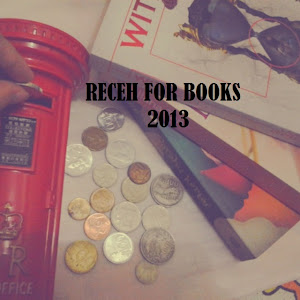 Receh for Books 2013!