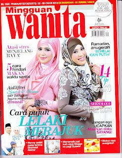 majalah mingguan wanita edisi 02 08 ogos 2013 majalah mingguan