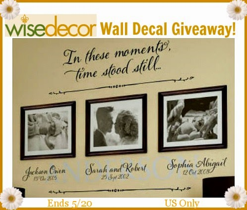 Customized Photo Collage Design wall decal donnahup