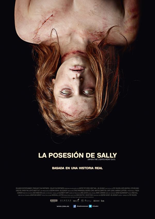 La Posesion De Sally [2012] [Dvdrip] [Latino] [1 Link]