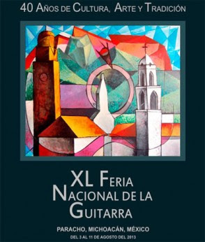 National Guitarre Fair in Paracho