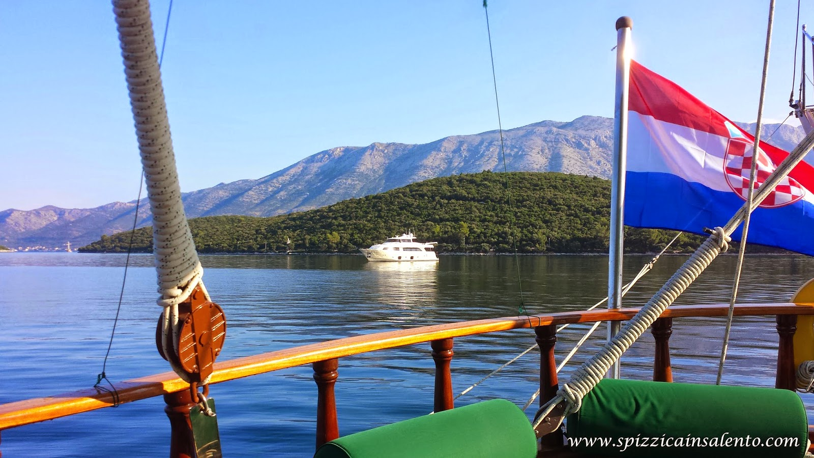diario di bordo: in croazia con alisa alla scoperta delle isole della dalmazia