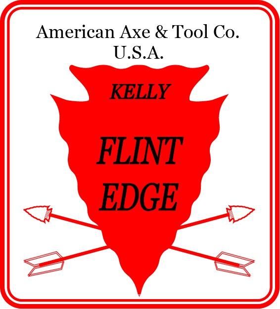 "Flint Edge 4"" Decal"