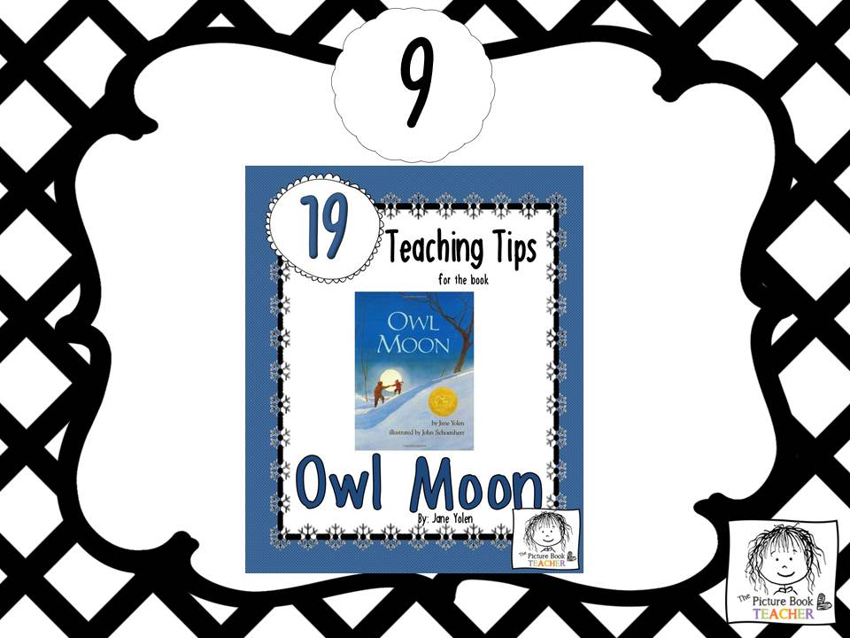 Owl Moon Teaching Tips