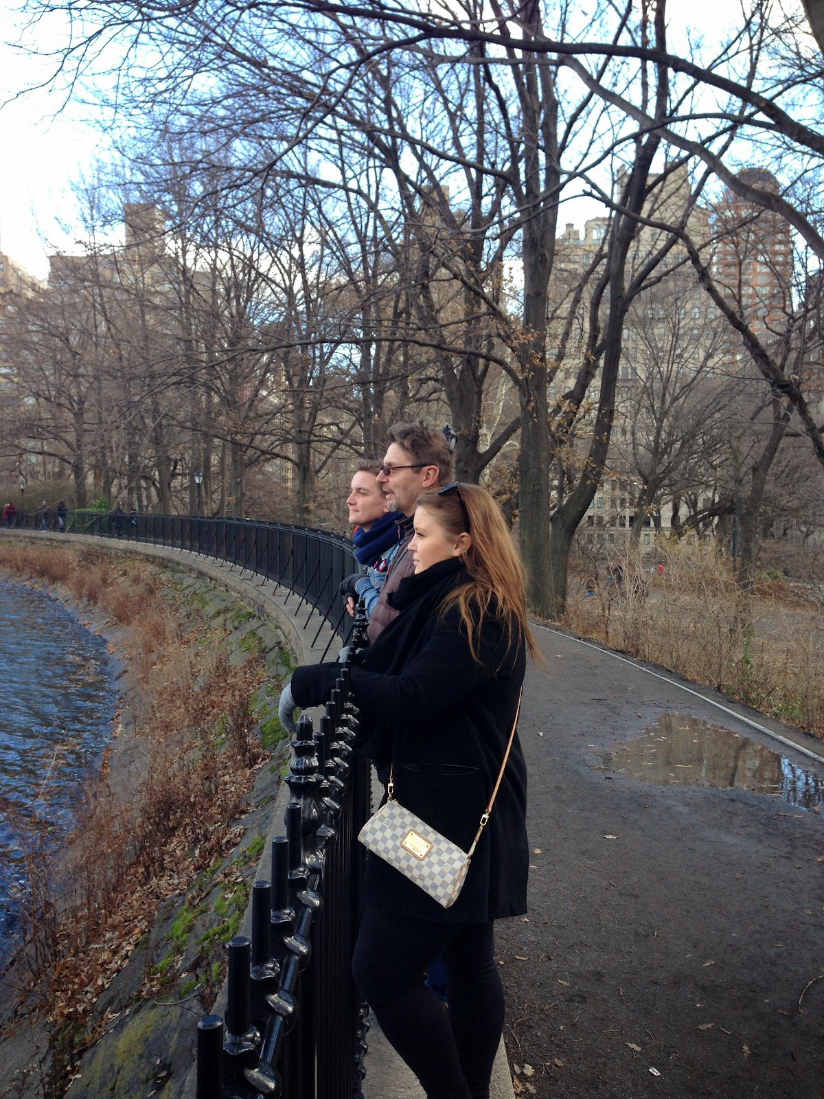 Central Park Jacqueline Kennedy Onassis Reservoir
