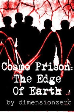 Cover #2 for Cosmo Prison: The Edge of Earth!