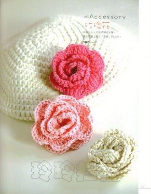Flores A Crochet Model