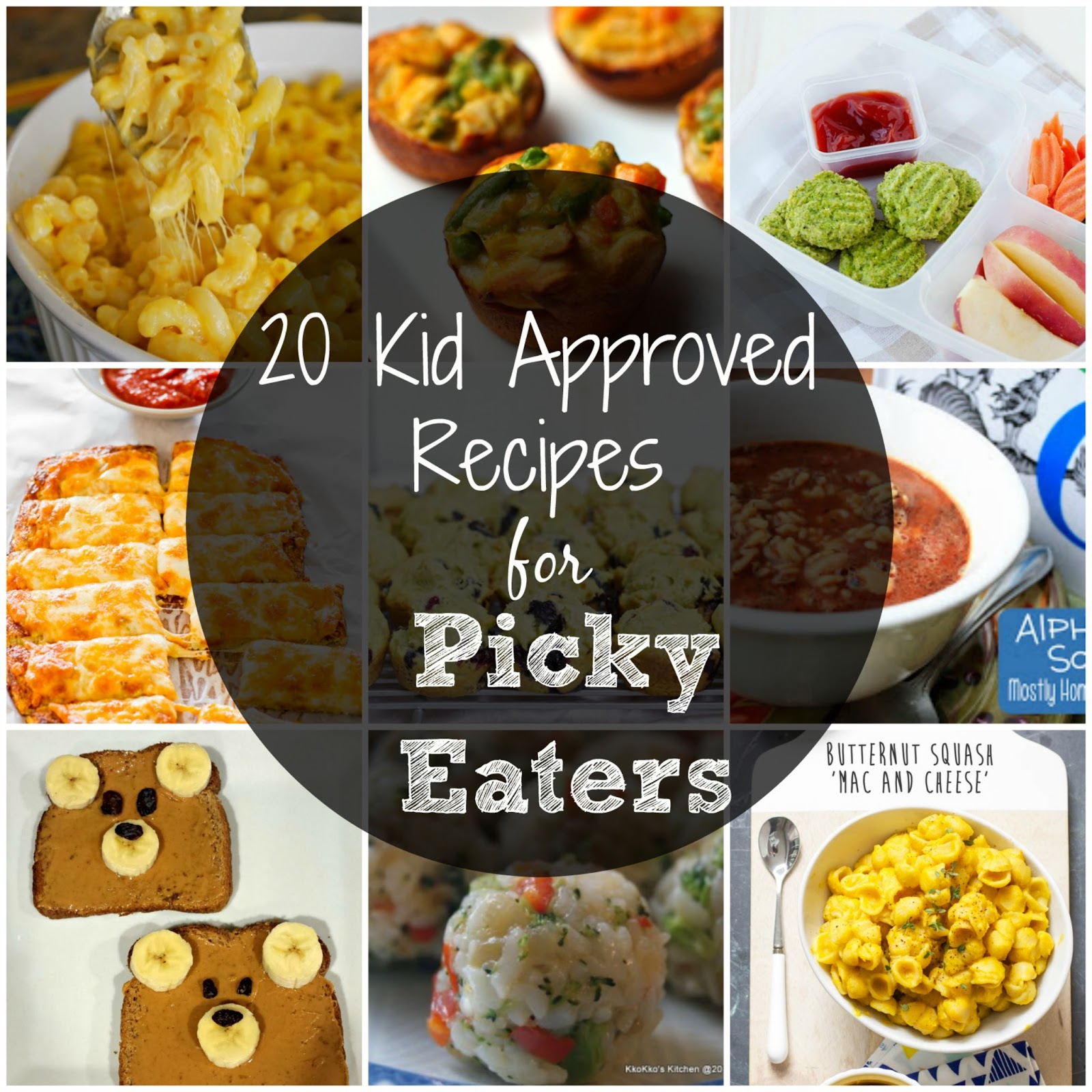 preschool lunch ideas for picky eaters healthy meals for picky 440