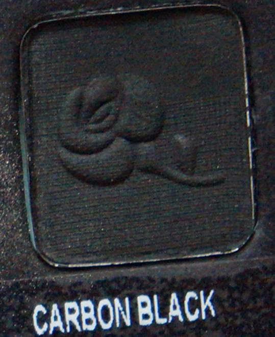 Paleta Pausa para Feminices 4 sombras Carbon Black