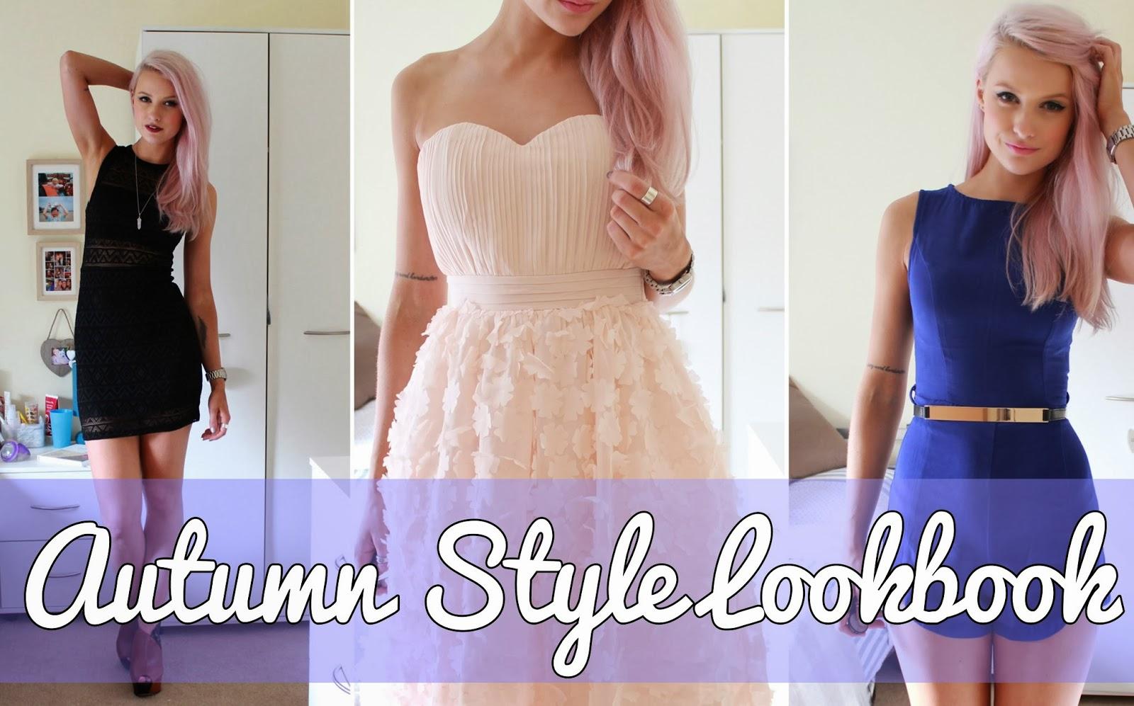 Autumn Style Lookbook