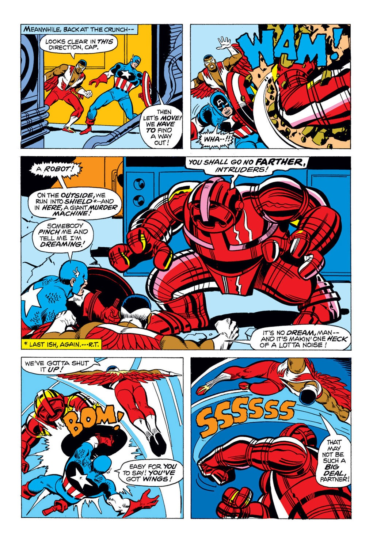 Captain America (1968) Issue #174 #88 - English 9