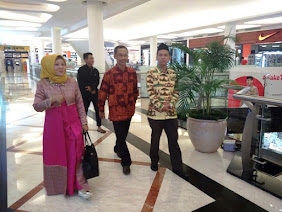Menghadiri Harlah ke-58 PMII di Bandung