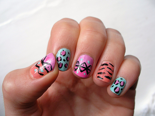 The Excellent Acrylic nails animal print designs Digital Imagery