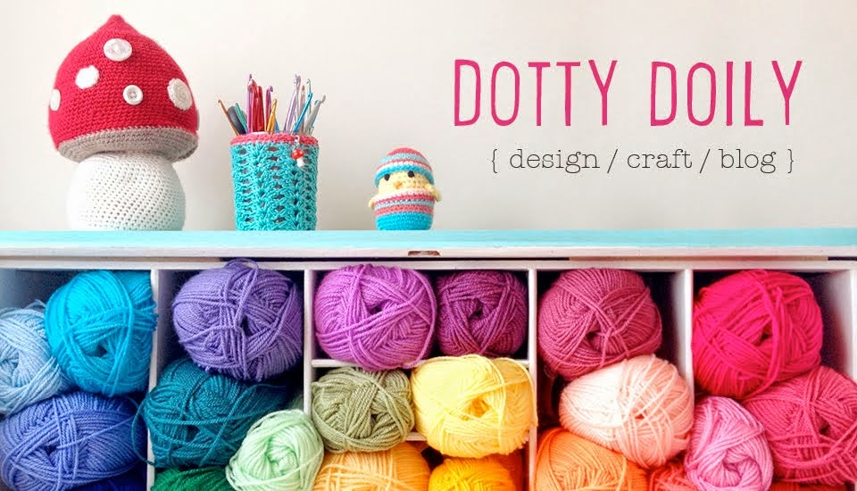 Dotty Doily