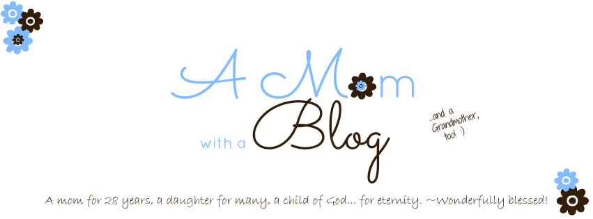 A Mom with a Blog