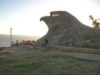 Aguila Atlantida fotos turisticas paisajes