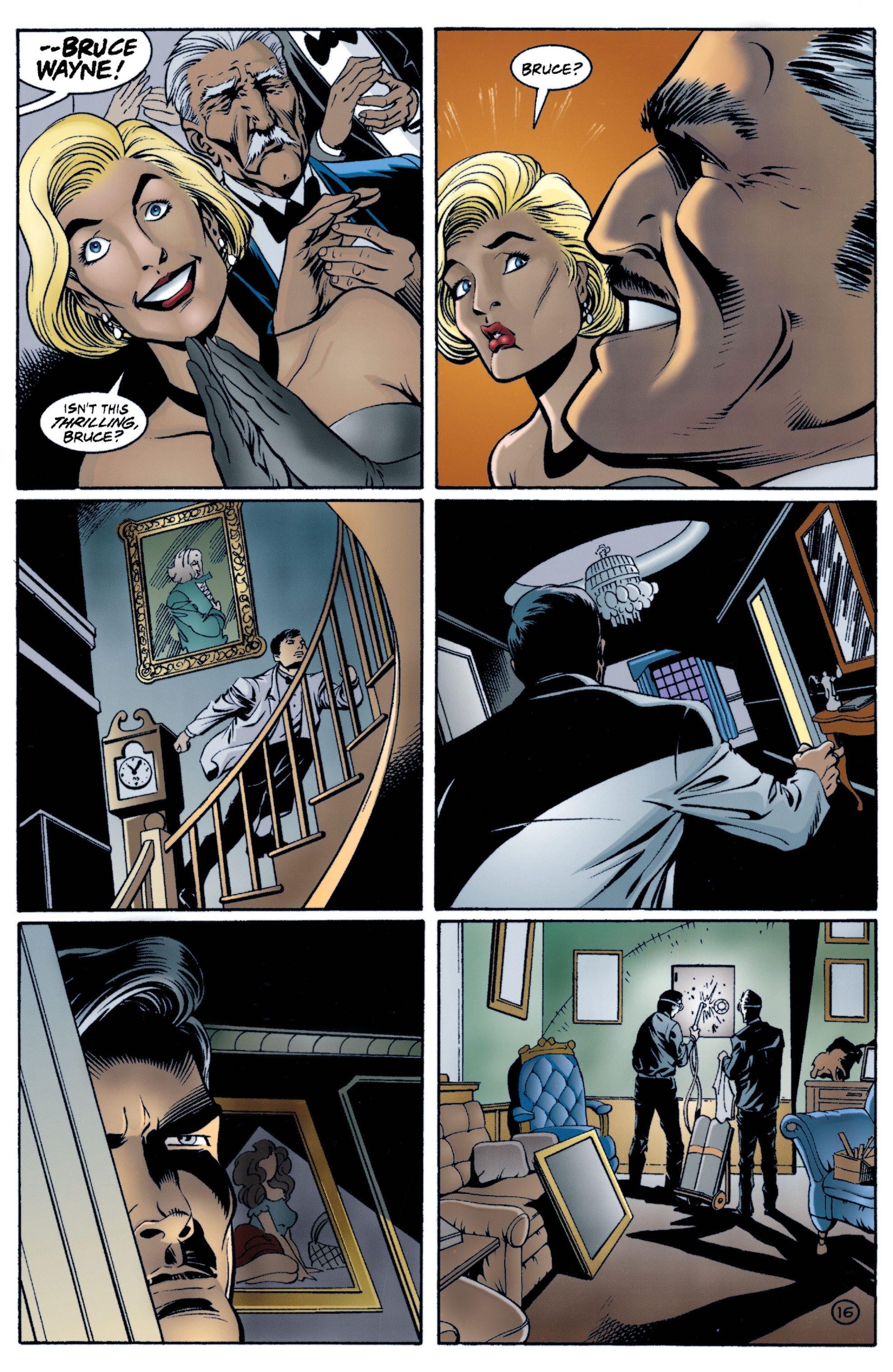 Detective Comics (1937) Issue #711 Page 17
