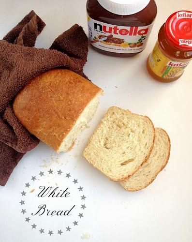 Basic White Bread / White Sandwich Bread