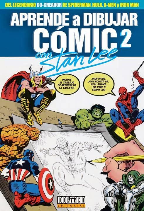 Aprende a dibujar cómic con Stan Lee #2