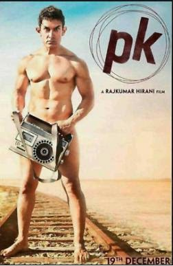 PK nude Posters of Amir Khan Nude in PK 2014