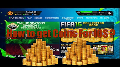 Fifa 16 Online generator unlimited coins