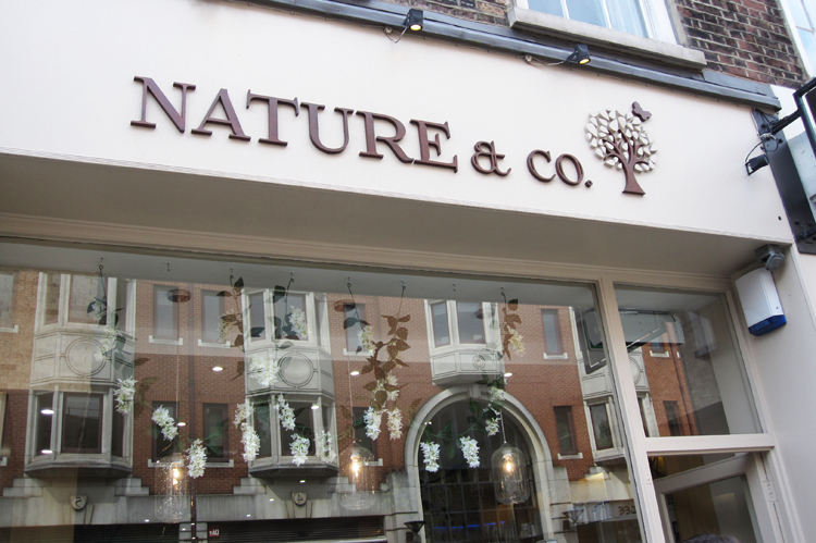 A picture of Nature & Co in Kensington, London