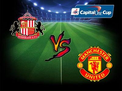 Prediksi Man United vs Sunderland