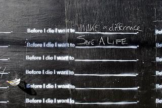 """""""Antes de morir"""""""