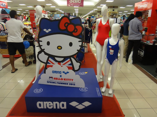 Hello Kitty Spring / Summer Swimsuit design 2012