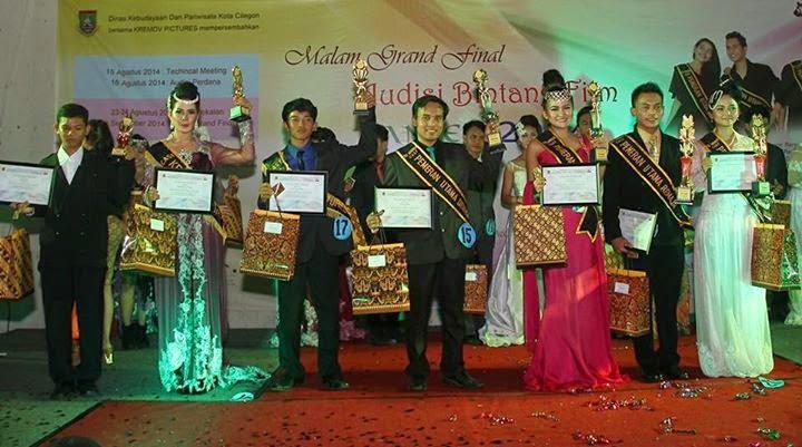 Audisi Bintang Film Banten 2014 Sukses Digelar!