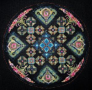 Mini Mandala Circle 2