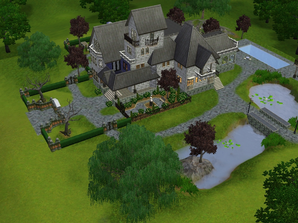 how to change active households in sims 4