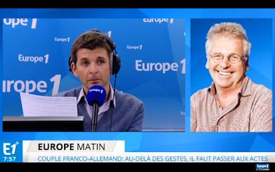Couple franco-allemand: Au-delà des gestes, il faut passer aux actes