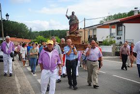 Procesión de San Bartolomé