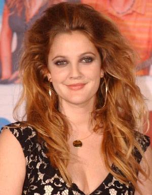 Drew Barrymore Hairstyle 15