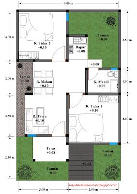 rumah tipe 36 60 rumah tipe 36 90 rumah tipe 36 91 rumah tipe 36 100 ...