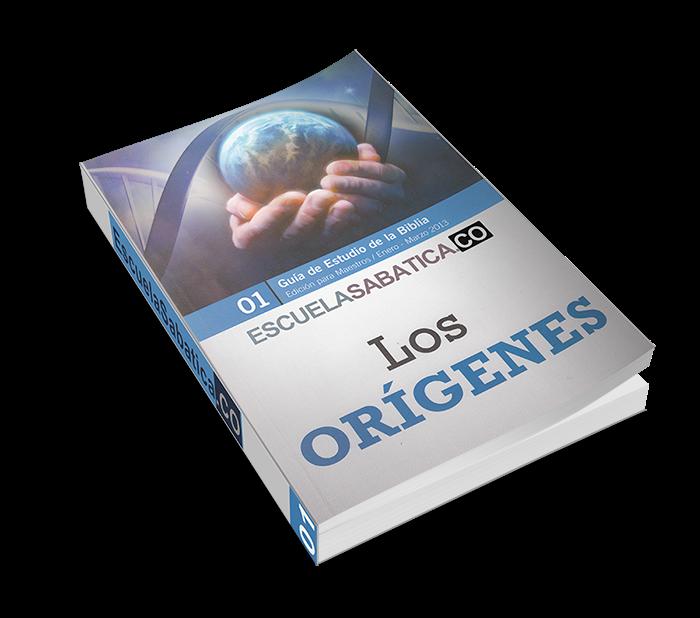 """Lección ADULTOS Primer (1er) Trimestre 2013 """"Los Orígenes"""""""