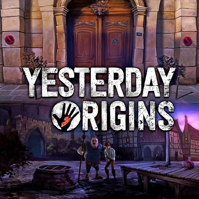 Pendulo y Microids presentan la nueva aventura gráfica Yesterday Origins