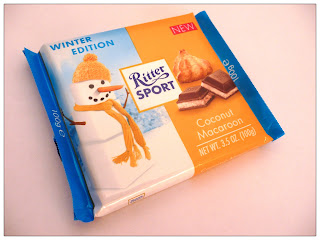 Ritter Sport Coconut Macaroon