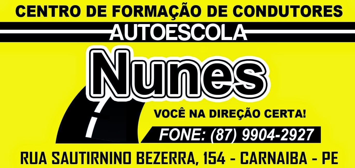 Auto Escola Nunes - Carnaiba-PE