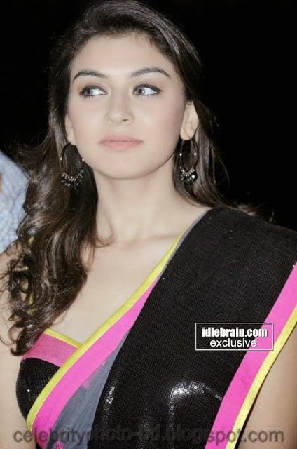 Hot+Hansika+Motwani+gorgeous+pics+In+attractive+saree002