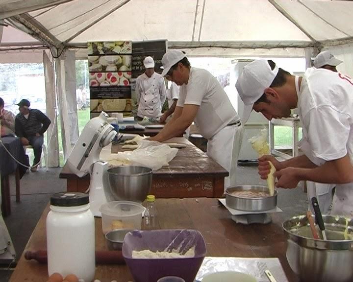 Concurso de panaderos otra atraccion de soriano cocina - Concurso de cocina ...