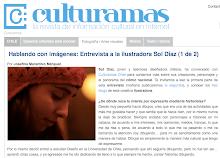 Entrevista en Culturama