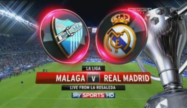 23/12 02:00 Malaga - Real: Giữa muôn trùng vây